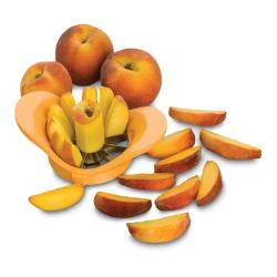 Focus Foodservice - 8804 - Peach Slicer and Pitter image