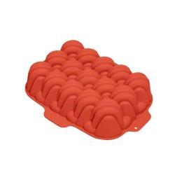 World Cuisine - 41470-01 - Swirl Silicone Ice Cream Mold image