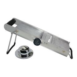 Update International - MS-SS - 17 in Stainless Steel Mandoline Slicer image