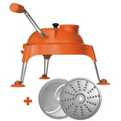 Dynamic - CL002 - DynaCoupe Manual Vegetable Slicer/Grater image