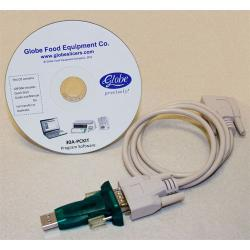 Globe - 30A-PCKIT - GSP30A Scale PC Connectivity Kit image
