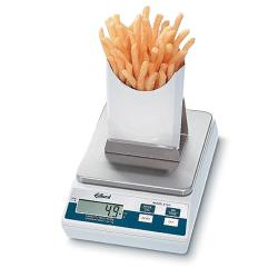 Edlund - E-160 FF - 160 oz  x .1 oz Digital Portion Scale image