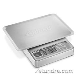 Edlund - WSC-20 - 20 lb x .2 oz Digital Portion Scale image