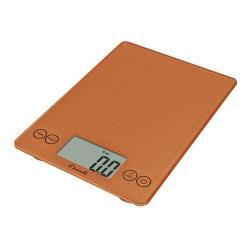 Escali Scales - 157CN - 15 Lb Cinnamon Arti Glass Digital Scale image