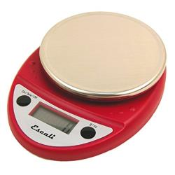 Escali Scales - SCDGP11RD - 11 lb Primo Digital Scale image
