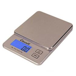 Escali Scales - PR2000S - 4.4 Lb Compact Digital Scale image