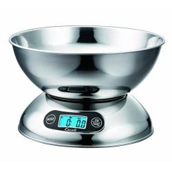 Escali Scales - SCDGB11 - 11 lb Stainless Steel Rondo Scale image