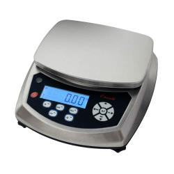 Escali Scales - W6630 - 66 lb Stainless Steel Digital Scale image