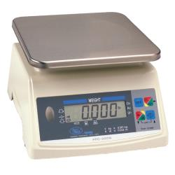 Yamato - PPC-200W-10 - 10 lb x .005 lb Digital Portion Scale image