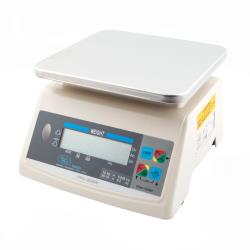 Yamato - PPC-200W-20Z - 20 lb x .2 oz Digital Portion Scale image