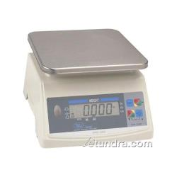 Yamato - PPC-200W-50Z - 50 lb x 0.5 oz Digital Portion Scale image
