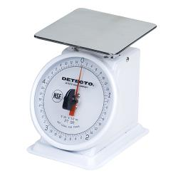Detecto - PT-5R - 5 lb x 1/2 oz Mechanical Portion Scale image
