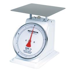 Detecto - T5 - 5 lb x 1/2 oz Mechanical Scale image