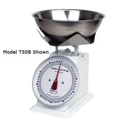 Detecto - T50B - 50 lb x 2 oz Mechanical Scale image