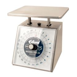 Edlund - RM-25 - 25 lb x 2 oz Mechanical Scale image
