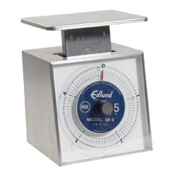 Edlund - SR-5 - 5 lb x 1 oz Mechanical Dial Scale image