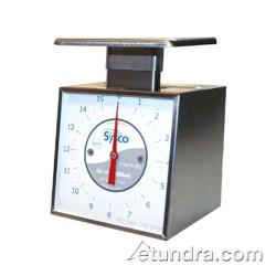 Edlund - SS-16 - 16 oz x 1/4 oz Mechanical Scale image