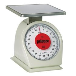 Rubbermaid - FG840W - 40 lb Mechanical Scale image