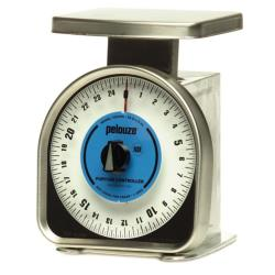 Rubbermaid - FGYG425R - 25 lb x 2 oz Pelouze Mechanical Scale image