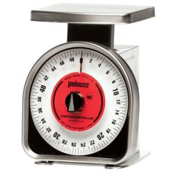 Rubbermaid - FGYG450R - 50 lb x 4 oz Pelouze Mechanical Scale image