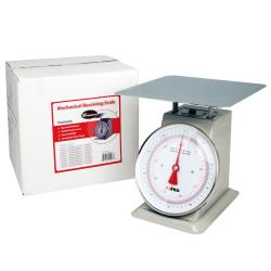 Winco - SCAL-9130 - 130 lb x 8 oz Mechanical Scale image