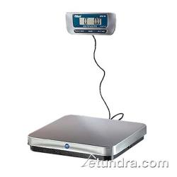 Edlund - EPZ-20 - 20 lb x .01 lb Digital Pizza Scale image