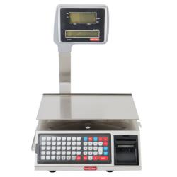 Tor-Rey - W-LABEL40L - 40 lb x 0.01 lb Digital Pricing Scale image