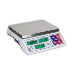 Detecto - C30 - 30 lb x .002 lb Digital Counting Scale image