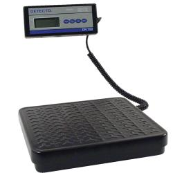 Detecto - DR150 - 150 lb x .2 lb Digital Receiving Scale image