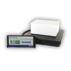 Detecto - DR400 - 400 lb x .5 lb Digital Receiving Scale image
