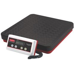 Rubbermaid - FG401088 - 150 lb x .2 lb Pelouze Digital Receiving Scale image