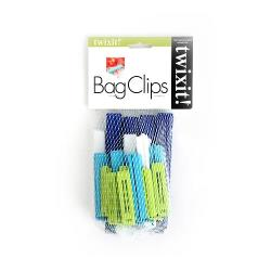 Linden Sweden - 4466BLU - Assorted Bag Clips image