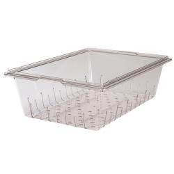 Cambro - 1826CLRCW135 - 18 in x 26 in x 6 in Camwear® Colander image