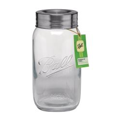 Ball - 1440096268 - 1 gal Mason Jar with Lid image