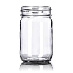Commercial - G036 - 12 oz Mason Jar image