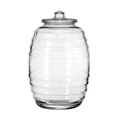 Libbey Glassware - 9520004 - 20 Ltr Glass Barrel Canister image