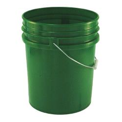 Commercial - 5 gal Green FDA Food Storage Pail image