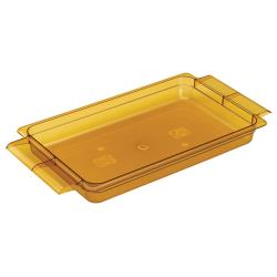 Cambro - 12HPH - H-Pan Full Size 2 1/2 in Deep Food Pan image