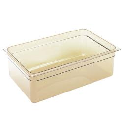 Cambro - 16HP150 - Full Size 6 in Deep H-Pan™ Food Pan image