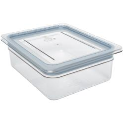 Cambro - 20CWGL135 - 1/2 Size Camwear® Grip Food Pan Cover image