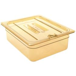 Cambro - 20HPCHN150 - 1/2 Size H-Pan™ Notched Cover image