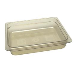 Cambro - 22HP150 - 1/2 Size H-Pan™ Food Pan image