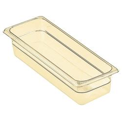 Cambro - 24LPHP150 - 1/2 Size 4 in Deep H-Pan™ Food Pan image
