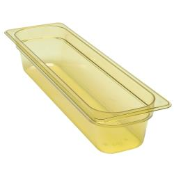 Cambro - 24LPHP150 - 1/2 Size Long 4 in Deep H-Pan™ Food Pan image