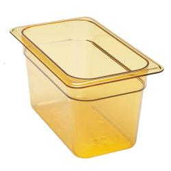 Cambro - 46HP150 - 1/4 Size 6 in Deep H-Pan™ Food Pan image