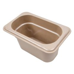 Cambro - 94HP772 - 1/9 Size 4 in Deep X-Pan™ Food Pan image
