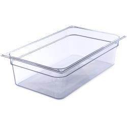 Carlisle - 10202B07 - Full Size 6 in Deep StorPlus™ Food Pan image