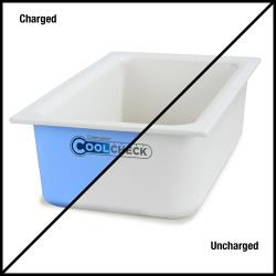 Carlisle - CM1100C1402 - Full Size Coldmaster® CoolCheck Food Pan image