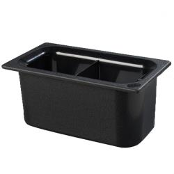 Carlisle - CM110303 - 1/3 Size Coldmaster® Divided Food Pan image