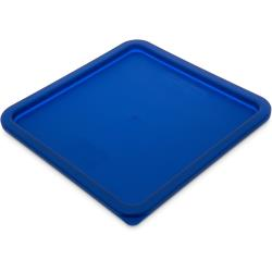 Carlisle - 1074260 - 12, 18, and 22 qt StorPlus™ Blue Storage Cover image